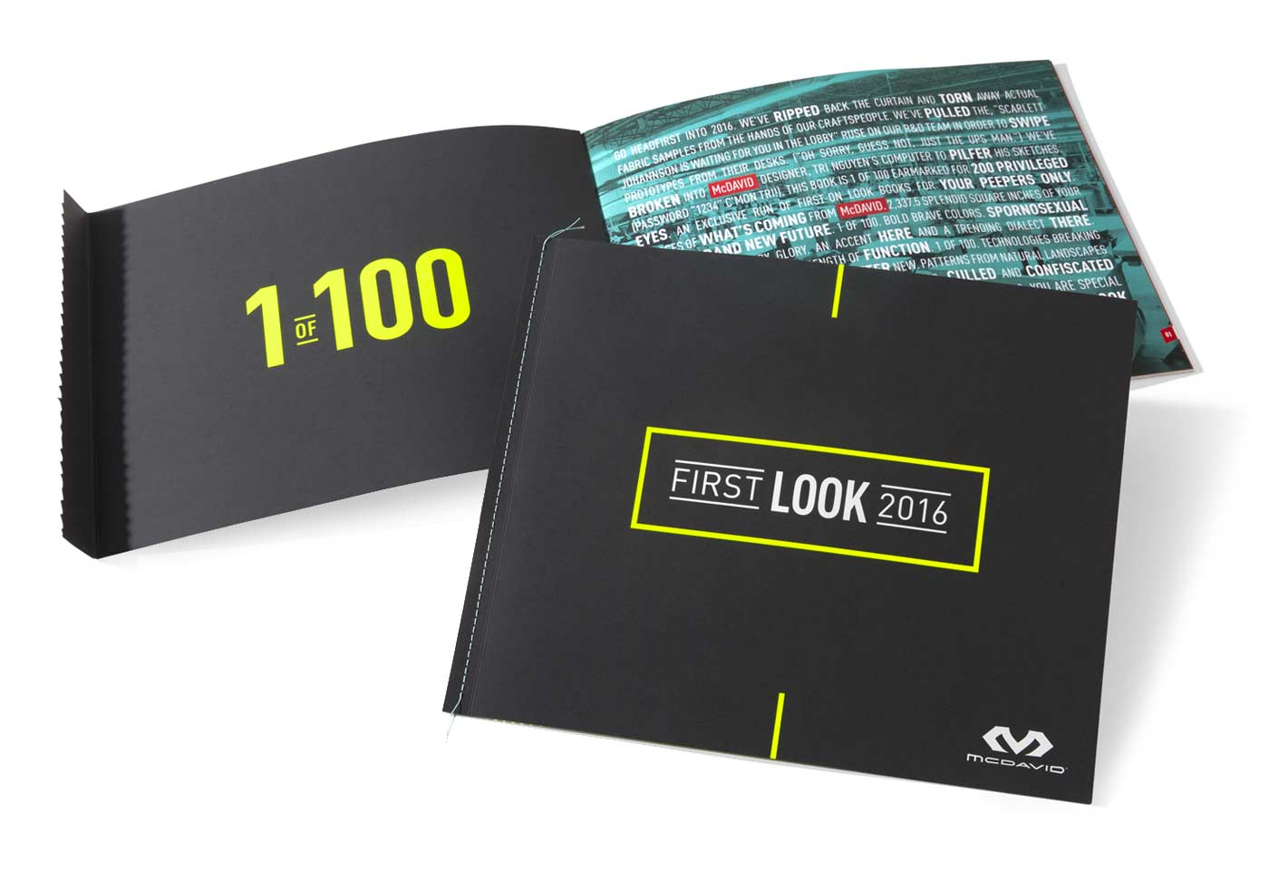 Branded Look Book Catalog