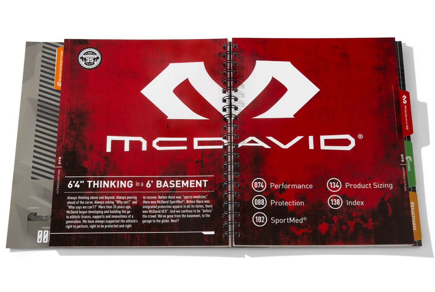 McDavid Catalog