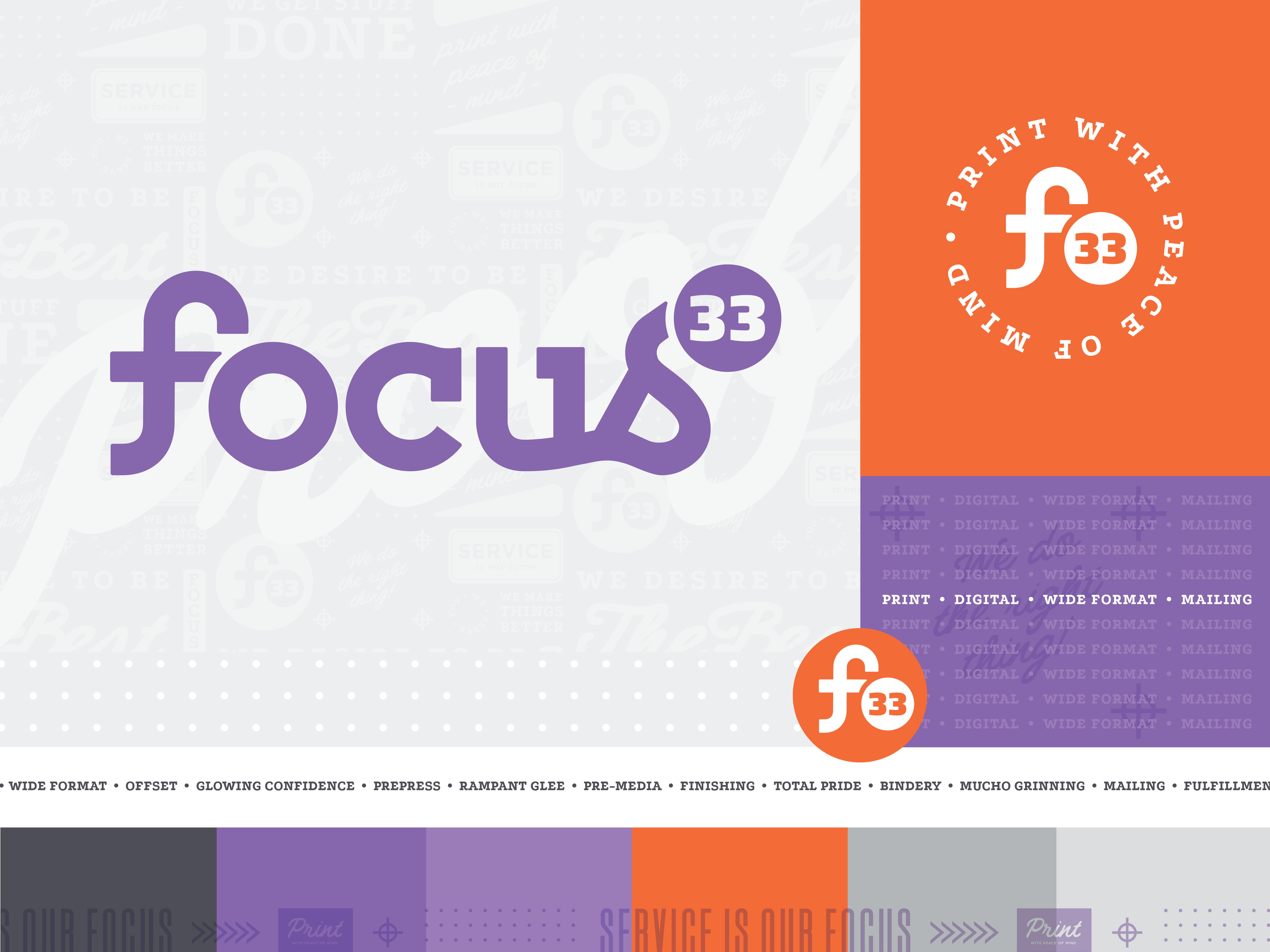 Rebrand Alert: Focus 33
