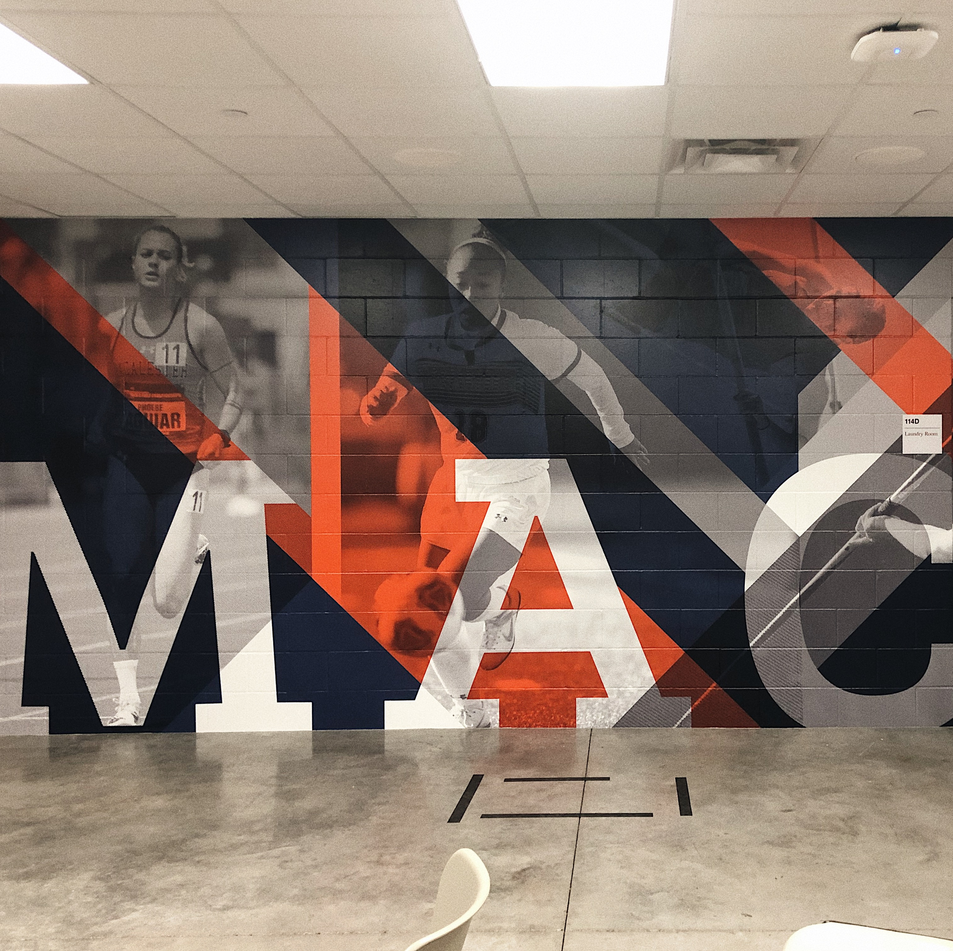 Environmental Graphics—Macalester College