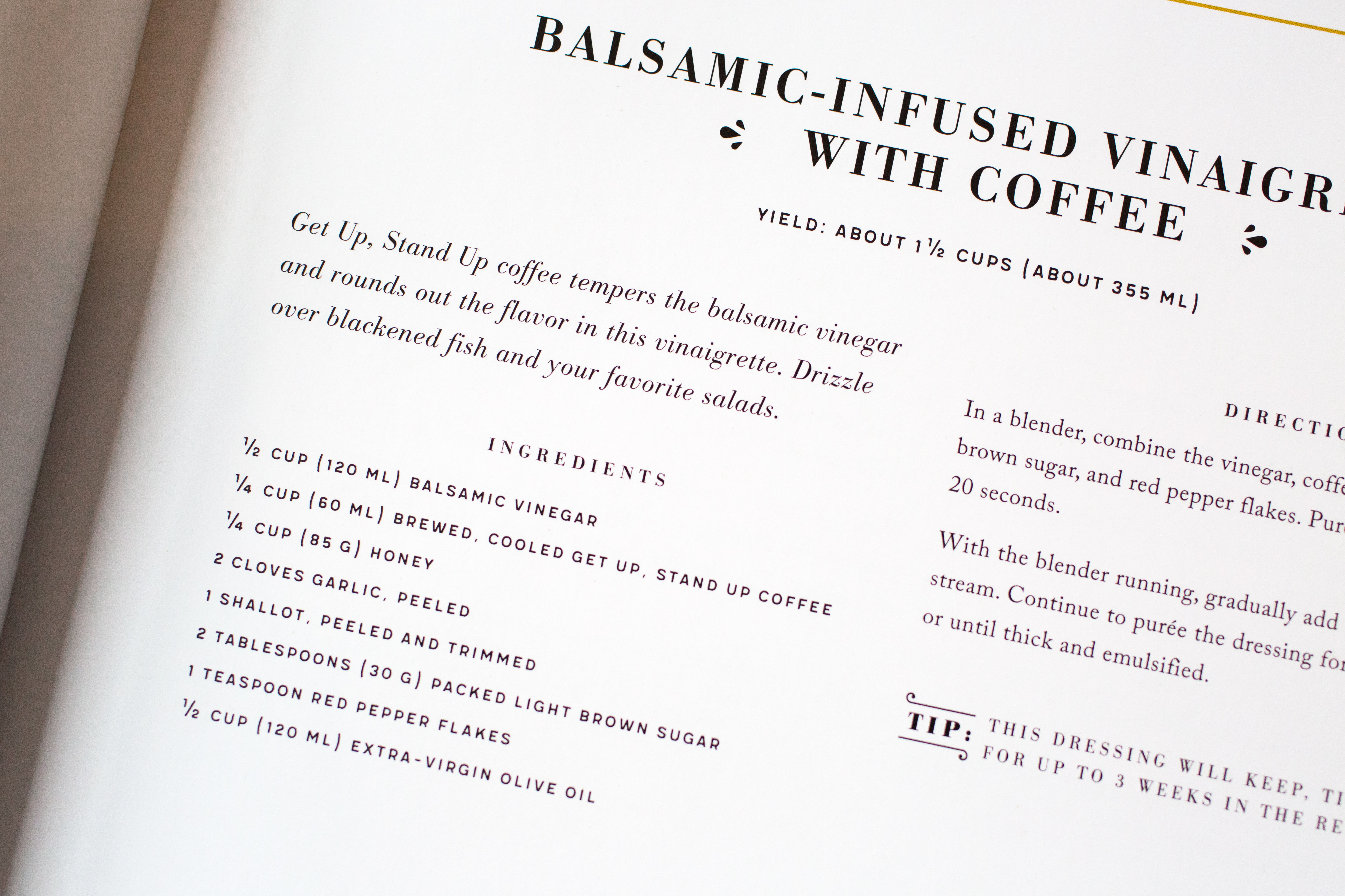 Typography Tuesday: Coffee and Type Enthusiasts