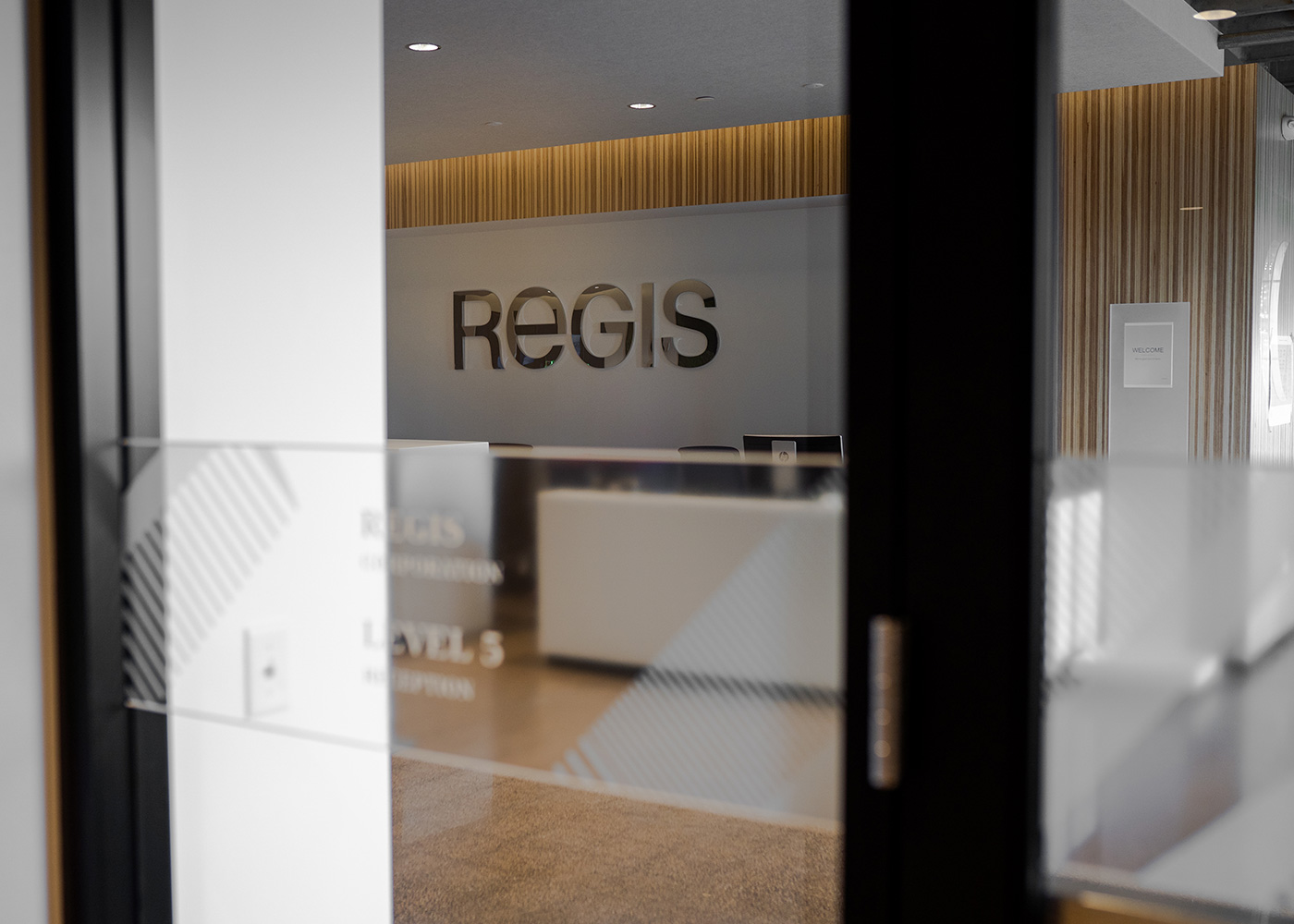 regis entrance