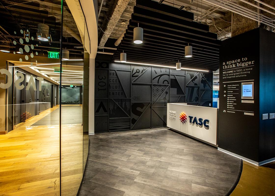 TASC Entrance