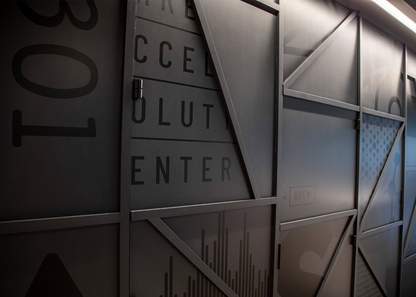 TASC Wall closeup