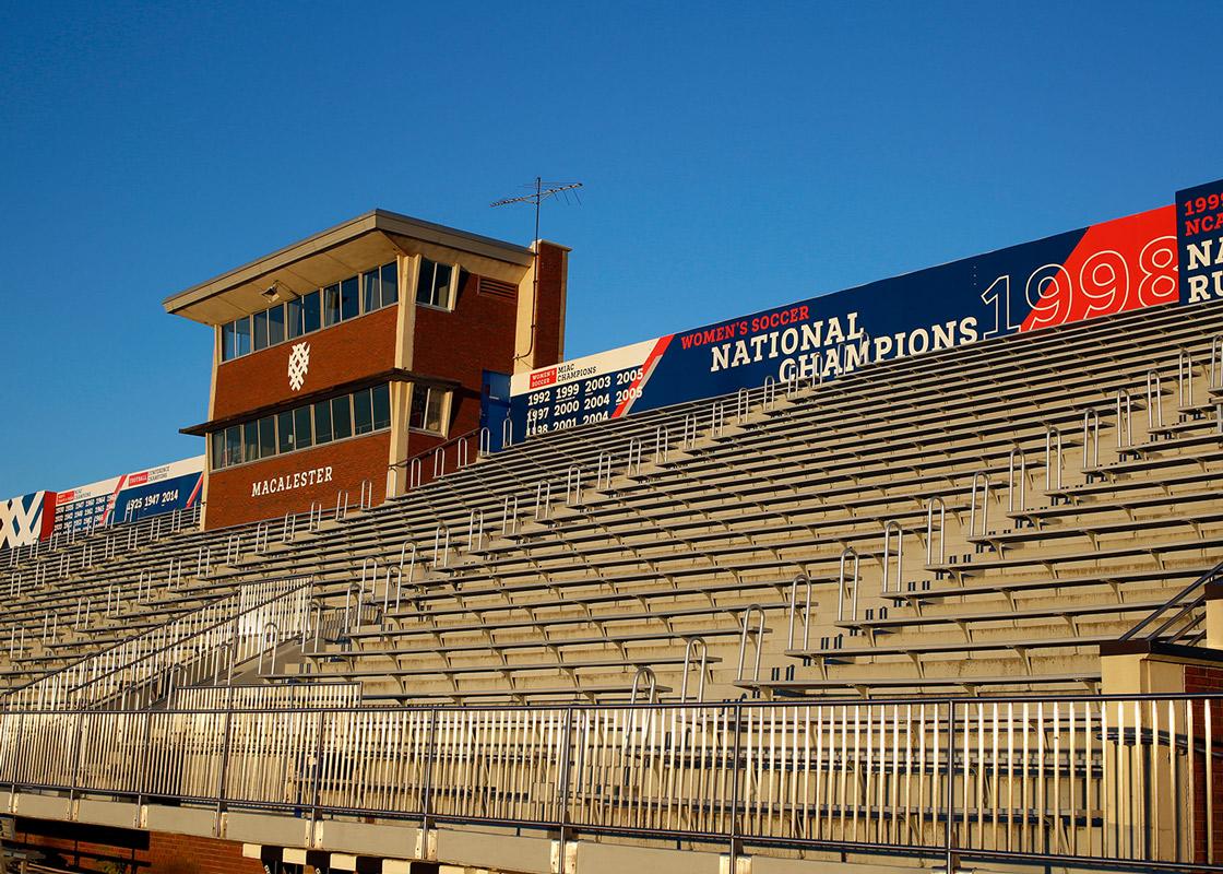 Macalaster College Stadium