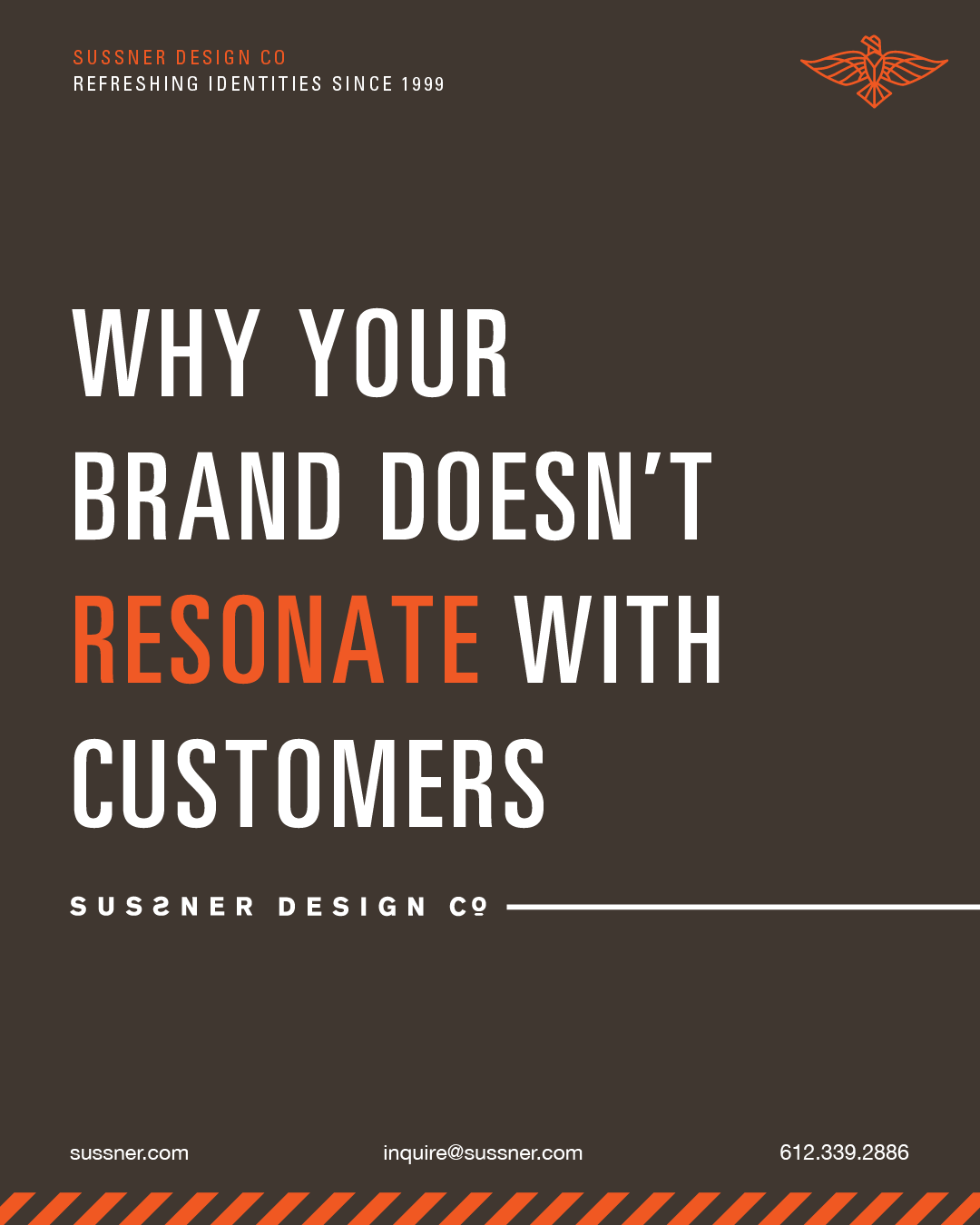 Why your brand doesn't resonate with customers