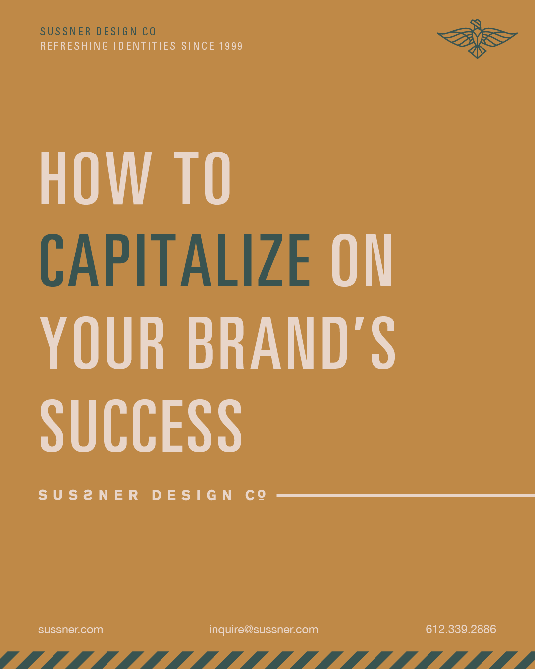 Capitalize on Your Brand's Success