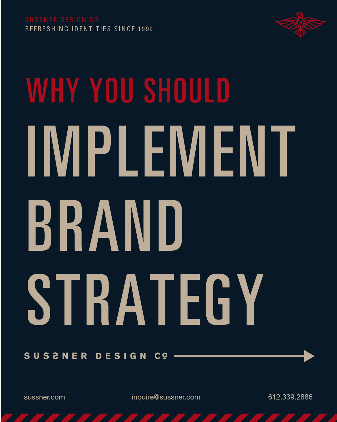 Why You Should Implement Brand Strategy