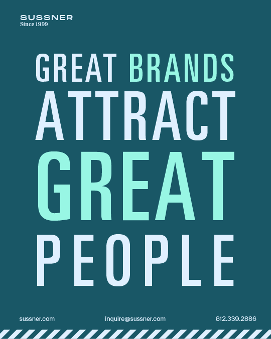 Great Brands Attract Great People.