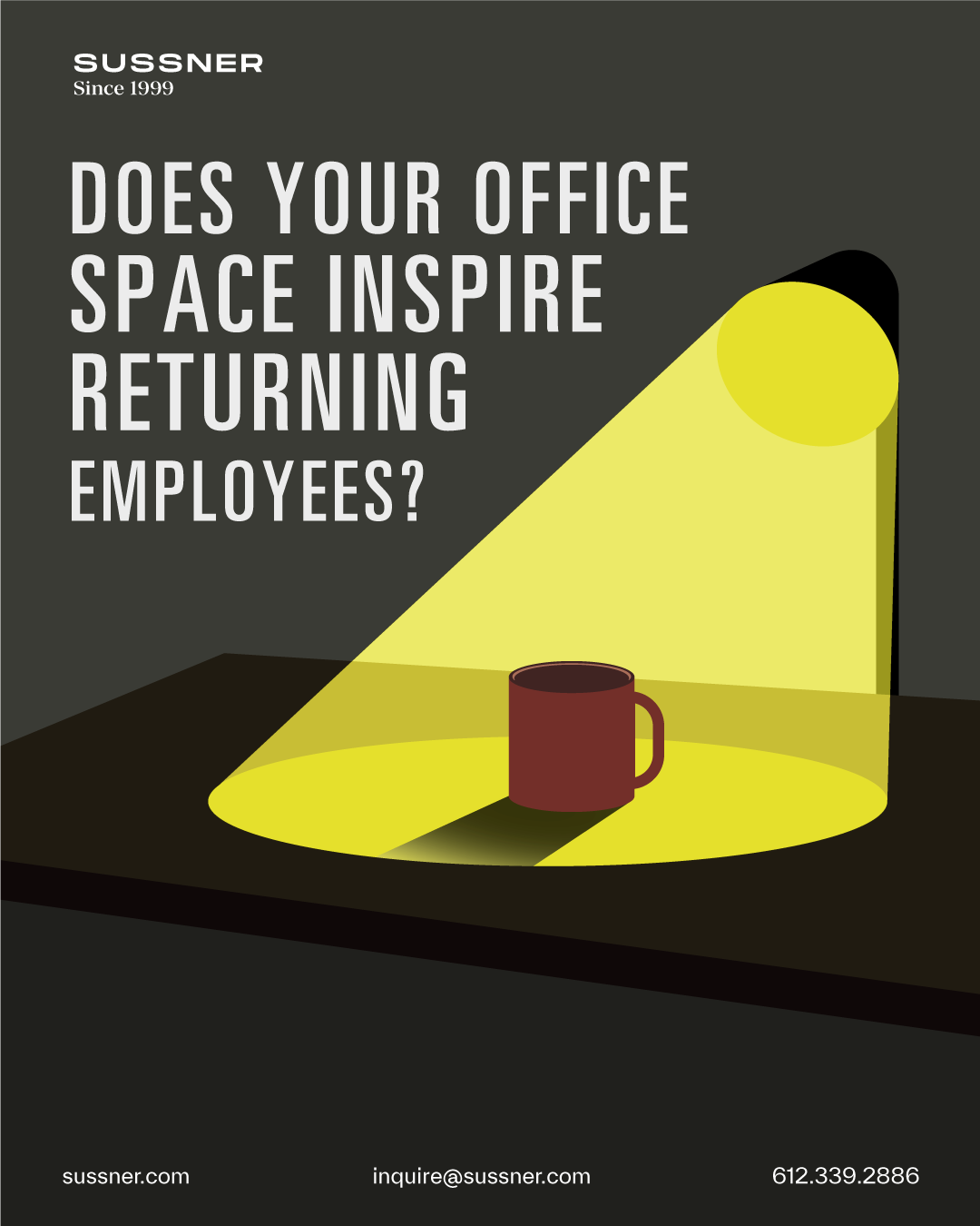 Does your office space inspire returning employees?